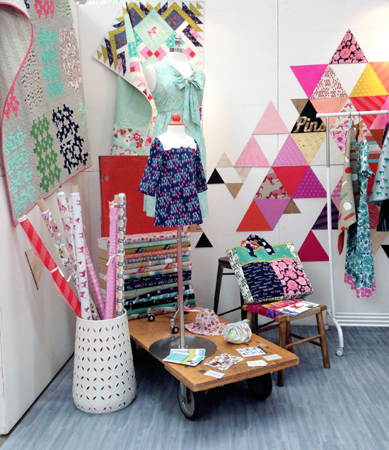 2014 Spring International Quilt Market: My Absolute Favorites {an Art School Dropout's life}