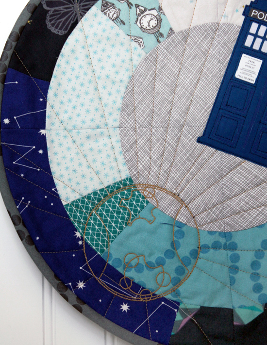 #MakeADalekMakeAFriend / Doctor Who Swap: The Pieces I Made! {an Art School Dropout's life}