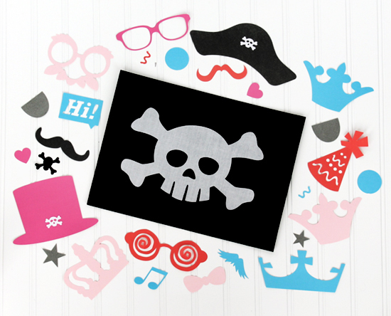 Design Your Own Pirate Flag for Silhouette America by Jessee M {an Art School Dropout's life}