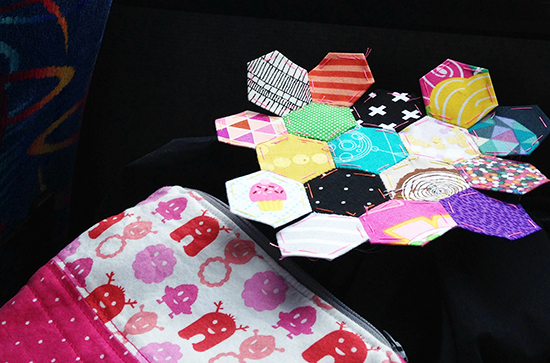 2015 Spring Quilt Market: A Short Tale About My Bad Luck...