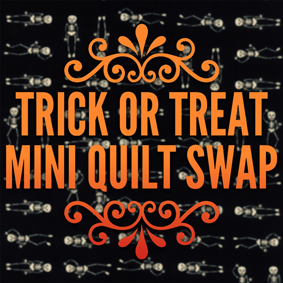 #trickortreatminiquiltswap / Jessee Maloney {an Art School Dropout's life}