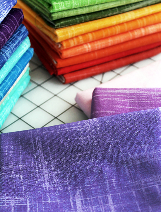 Fabric Stash Friday: Painter's Canvas from Michael Miller {an Art School Dropout's life}