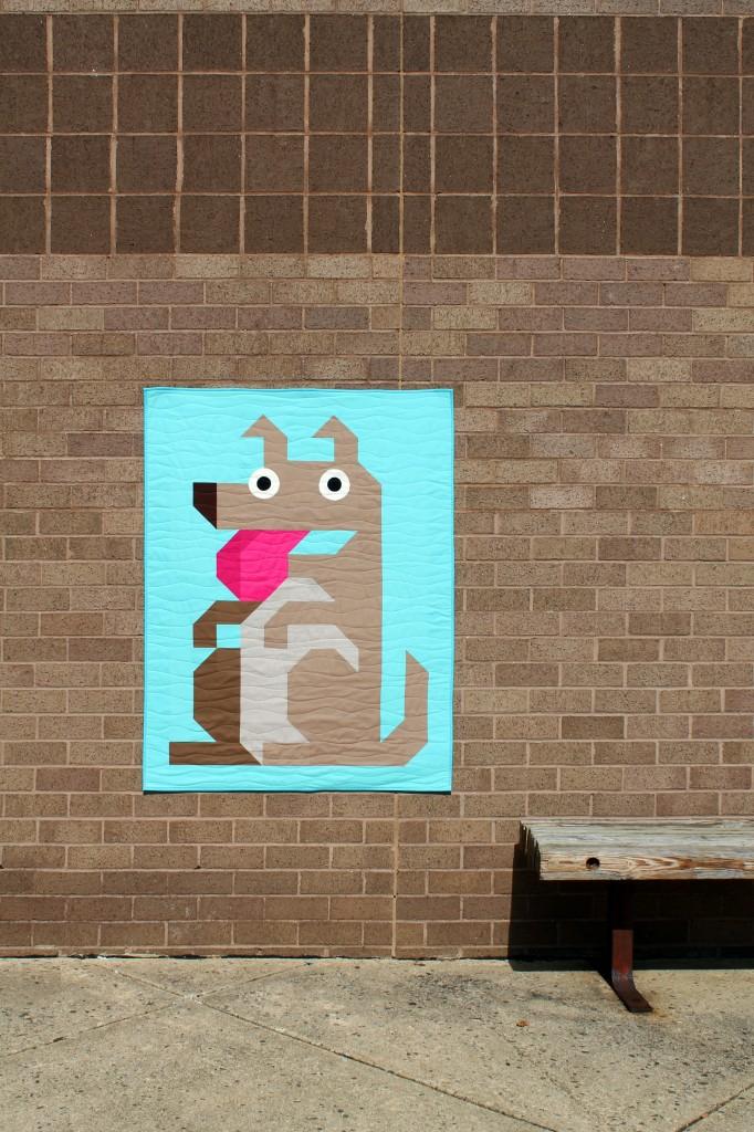 Dog_on_brick_wall_002