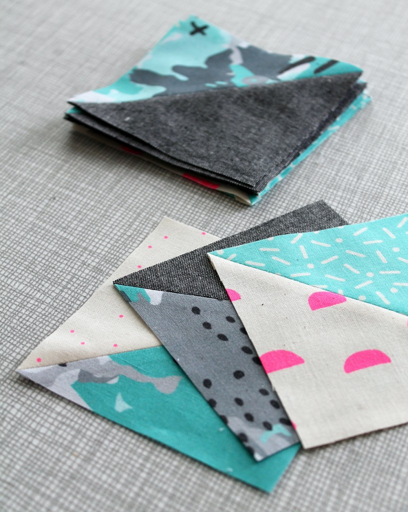 Piece and Quilt with Precuts Blog Hop (an Art School Dropout's life}