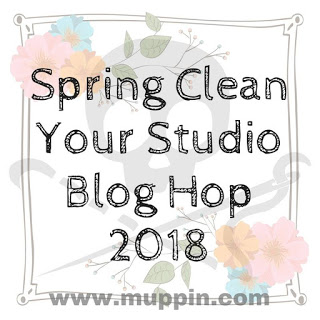 Studio Spring Clean Blog Hop 2018 {an Art School Dropout's life}