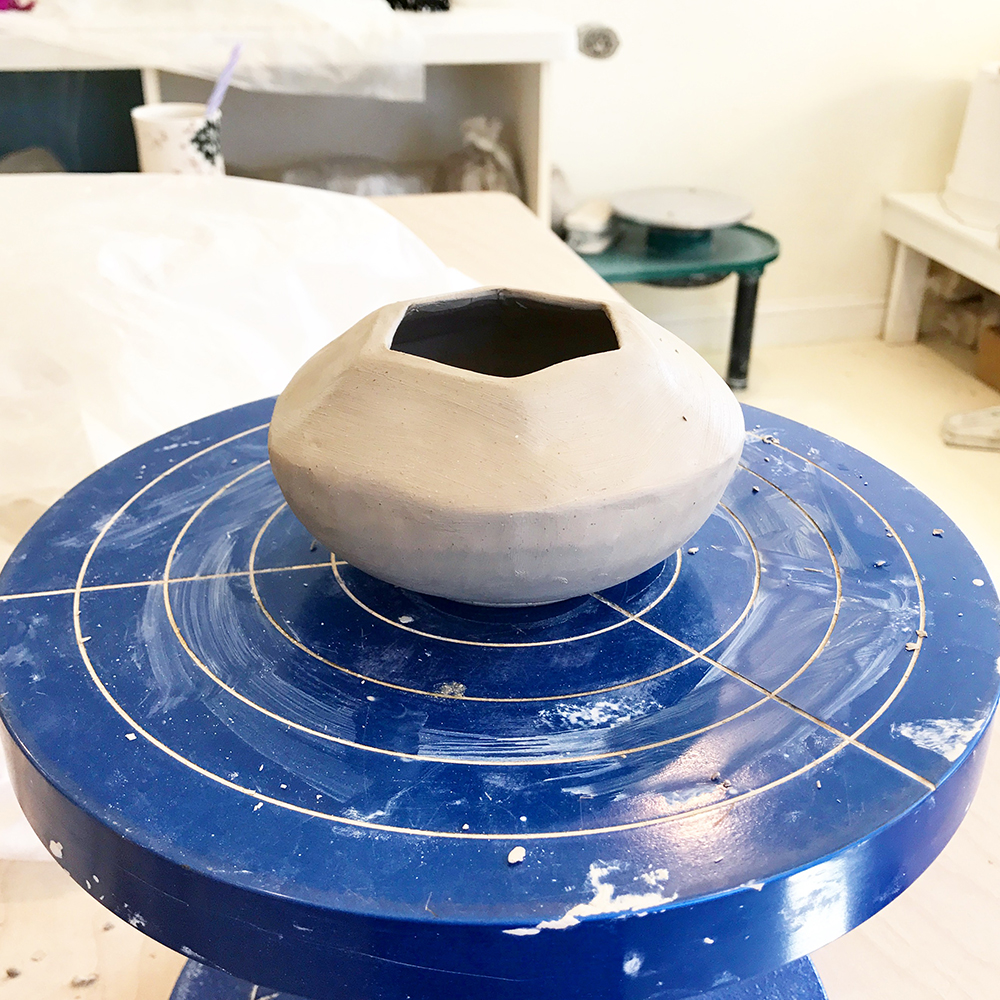 Ceramics Newbie {an Art School Dropout's life}