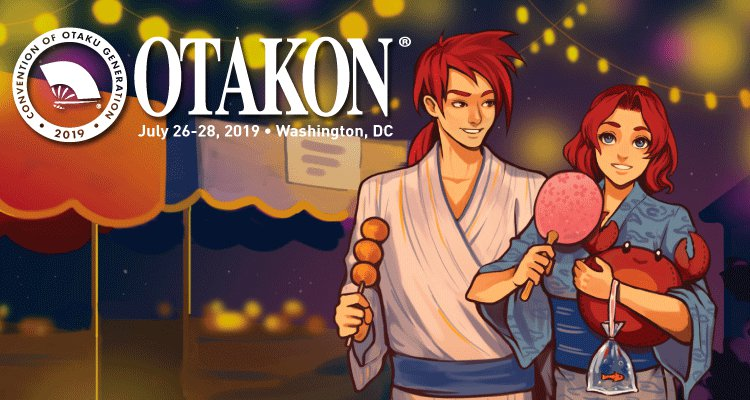 Otakon 2019 {an Art School Dropout's life}